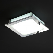 Plafondi LED Square, IP20, 30x30cm