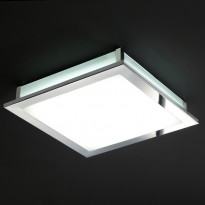 Plafondi LED Square, IP20, 39x39cm