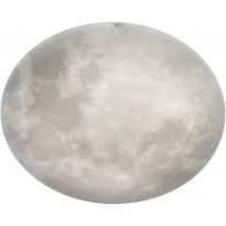 LED-plafondi Trio Lunar, Ø600x120mm, valkoinen, Verkkokaupan poistotuote