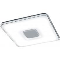 LED-kattovalaisin Trio Kyoto, 525x65x525mm, valkoinen