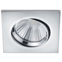 LED-alasvalo Trio Pamir, 85x54x85mm, IP23, kromi