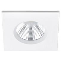 LED-alasvalo Trio Zagros, 85x54x85mm, IP65, mattavalkoinen