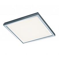 LED-paneeli Future II, 24W 3000K 2000lm, 415x415x45mm, harjattu alumiini