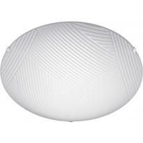 LED-kattovalaisin Trio Gemma 673511201, Ø 300x95 mm, valkoinen