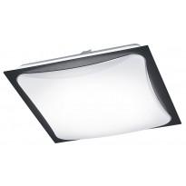 Plafondi Cornet LED, musta
