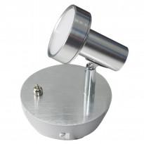 Seinäspotti Spigot LED ,1-osainen, IP20, alumiini