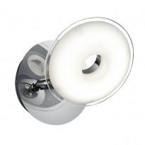 LED-seinäspotti Trio Pilatus, 110x100x140 mm, kromi