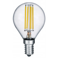 LED-Lamppu Trio E14, filament mainos 4W, 470lm 2700K switch dimm