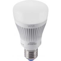 LED-polttimo Trio WiZ, E27, 11.5W, 806lm, RGB