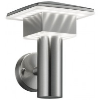 LED-seinävalaisin Trio Belem, 132x193x148mm, hopea