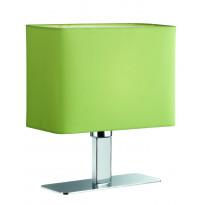 Pöytävalaisin Trio Ming, 200x105x225 mm, vihreä