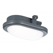 LED-kattovalaisin Trio Hamal 170x70x97 mm, antrasiitti IP54