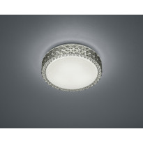 LED-plafondi Trio Pegasus Ø 280x90 mm, savu