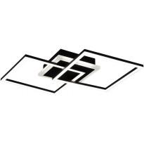 Kattovalaisin Trio Venida LED, neliö musta