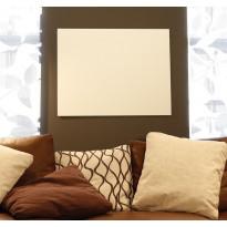 Infrapunalämmitin Heat4All ICONIC Classic 420, 350W, 600x600x21mm, valkoinen
