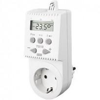 Pistorasiaan kytkettävä termostaatti TS10