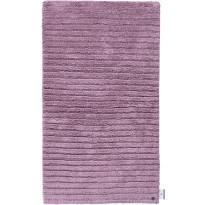 Kylpyhuoneen matto Tom Tailor Cotton Stripe, eri kokoja, mauve