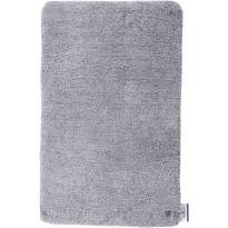 Kylpyhuoneen matto Tom Tailor Soft Bath, eri kokoja, hopea