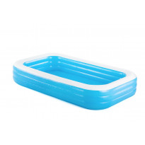 Uima-allas Bestway Deluxe, 305x183x56cm, sininen, ilmatäytteinen