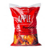 Pelletti Traeger, 9 kg, omena