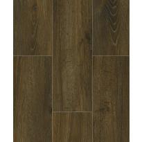 Kuitusementtilankku Triofloor Micodur Savutammi Olive, 7.5x200x1235mm