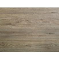 Vinyylilattia Triofloor, Hydro Fix Valkotammi Sand, 5,5x230x1235mm