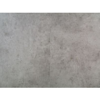 Vinyylilattia Triofloor Hydro Fix Betoni Grey, 5,5x450x620mm