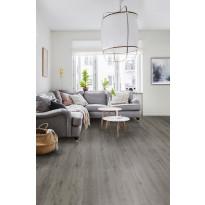 Vinyylilattia Tarkett, Starfloor Click 55, Scandinavian Oak - Dark Grey, 1-sauva, harmaa