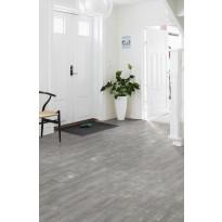 Vinyylilattia Tarkett, Starfloor Click 55, Composite - Cool Grey, laatta, harmaa