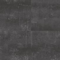 Vinyylilattia Tarkett, Starfloor Click 55, Composite - Black, laatta, musta