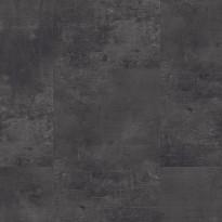 Vinyylilattia Tarkett, Starfloor Click 55, Vintage Zing - Black, laatta, musta