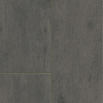 Laminaatti Tarkett, Nordic Stones, Soft Concrete Dark, laatta, harmaa