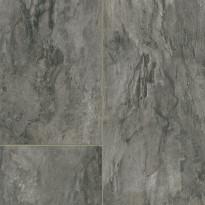 Laminaatti Tarkett, Nordic Stones, Storm Slate Dark, laatta, harmaa