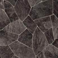 Vinyylimatto Tarkett Iconik Texstyle, Broken Slate Black, leveys 2m