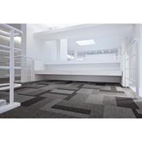 Tekstiililaatta Tarkett Desso Stratos Blocks B365 2922, 50x50cm