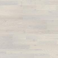 Parketti Tarkett, Heritage, Tammi Chalk White, 3-sauva, valkoinen