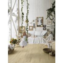 Parketti Tarkett Shade Saarni Linen White TreS, 3-sauva, luonnollinen vaalea (7965010)