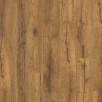 Laminaatti Tarkett, SoundLogic, Heritage Rustic Oak, 1-sauva, ruskea