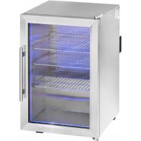 Jääkaappi Iceman, 63L, rst, lasiovella