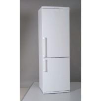 Jääkaappipakastin UNIT URC-233+, 228/90l, 185x59,5x61,4cm, valkoinen