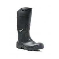 Turvakumisaapas Fin Safety 400P S5, eri kokoja, musta
