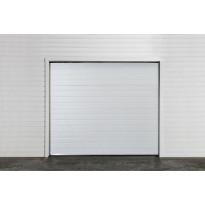 Autotallin nosto-ovi Turner T210, 2500x2000mm, vaakaura, valkoinen