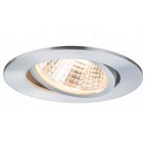 Alasvalo Premium Daz LED 13W, 92mm, alumiini