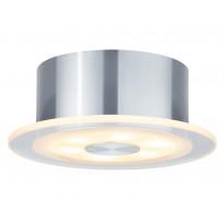 Alasvalo Premium Whirl LED 6W, pinta-asennus, 150mm, alumiini