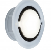 Alasvalo Special LED 1,4W, 4000K, 76mm, opal