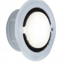 Alasvalo Paulmann Special LED, 4000K, Ø76mm, valkoinen