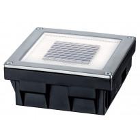Maaspotti aurinkokennolla Special Solar Cube LED 1x0,24W, 100x100mm, rst/kirkas