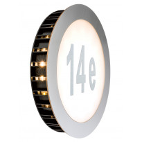 Numerovalaisin Special Sunset LED 1x5,6W, 260mm, rst/valkoinen