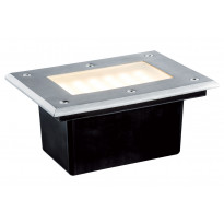 Lattiaspotti Paulmann Special LED, 2700K, 185x136mm, teräs