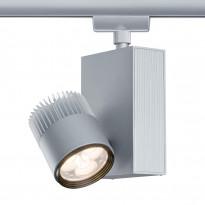 LED-kiskovalaisin Paulmann URail TecLed 105x160x85 mm mattakromi